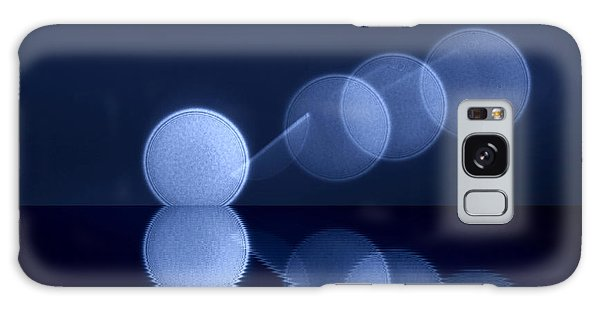 Abstract Lights Galaxy Case by Odon Czintos