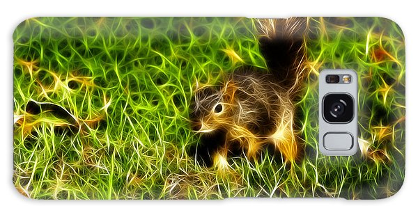 - Fractal - Pointer - Robbie The Squirrel Galaxy Case