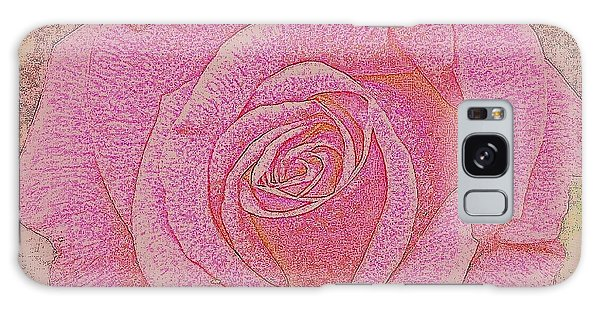 Rose Galaxy Case by Tanya  Searcy