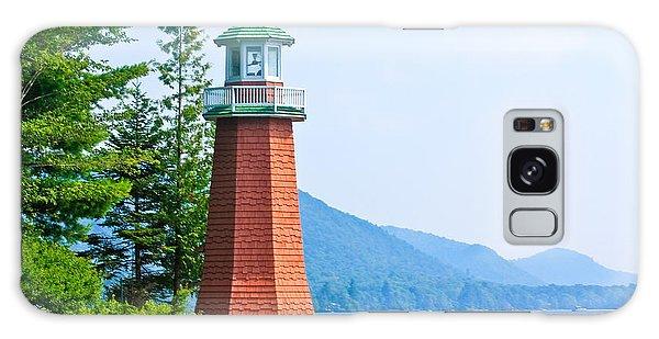 Adirondack Lighthouse Galaxy Case by Ann Murphy