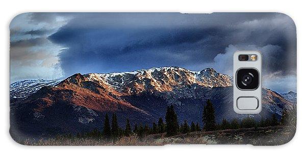 Denali Galaxy Case - Alaskan Morning by Rick Berk