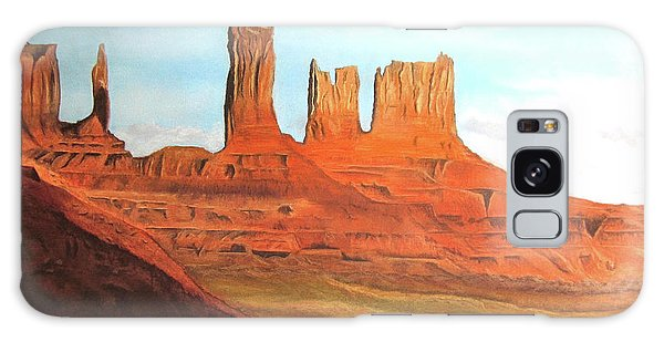 Arizona Monuments Galaxy Case