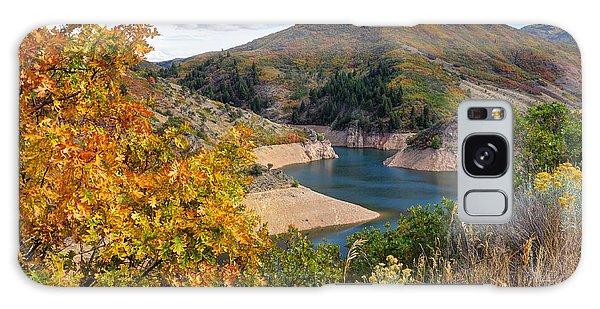 Autumn At Causey Reservoir - Utah Galaxy Case