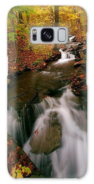 Autumn In New York Galaxy Case by Neil Shapiro