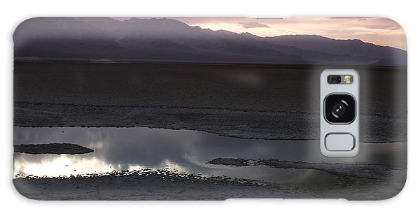 Badwater Basin Death Valley National Park Galaxy Case