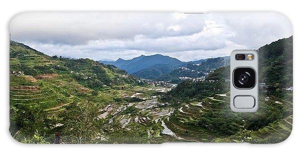 Banaue Rice Terraces Galaxy Case