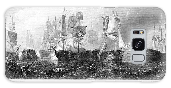 Drown Galaxy Case - Battle Of Trafalgar, 1805 by Granger