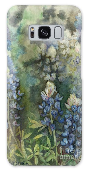 Bluebonnet Blessing Galaxy Case