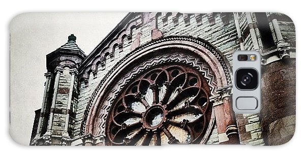 Religious Galaxy Case - Church Of St. Luke & St. Matthew by Natasha Marco