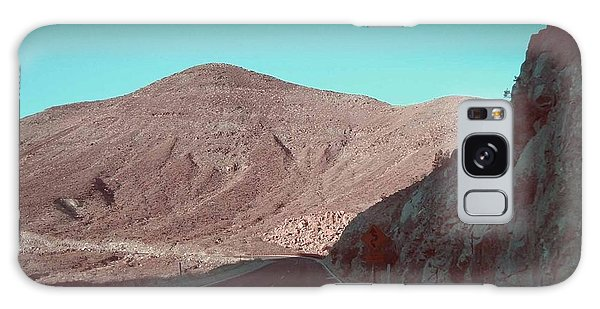 Death Valley Galaxy Case - Death Valley Road 2 by Naxart Studio