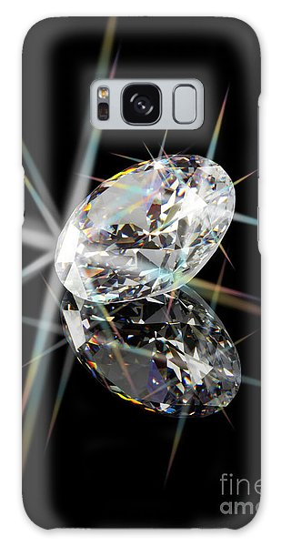 Diamond Galaxy Case