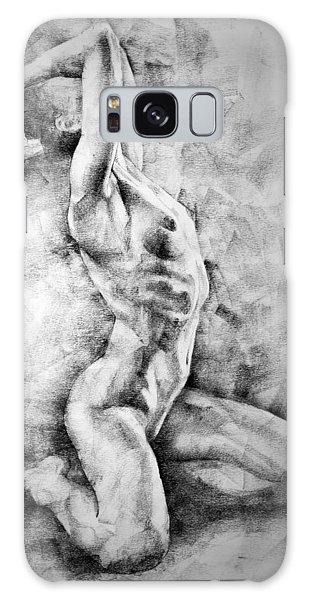 Erotic Sketchbook Page 3 Galaxy Case