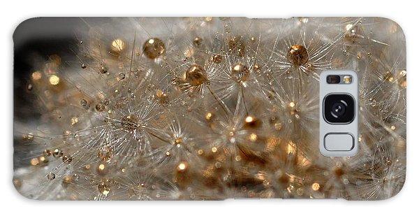 Fleur D'or Galaxy Case by Sylvie Leandre