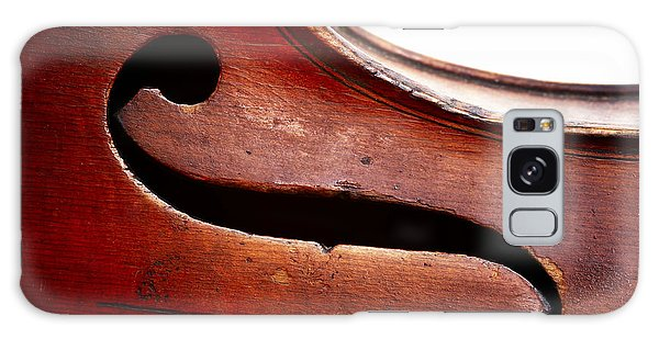 Violin Galaxy Case - G Clef by Michal Boubin
