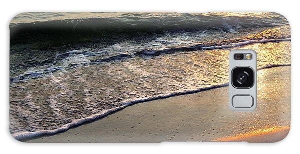 Gentle Tide Galaxy Case