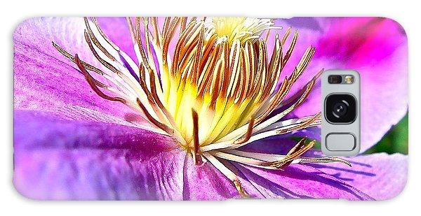 Glorious Morning Galaxy Case by Randy Rosenberger