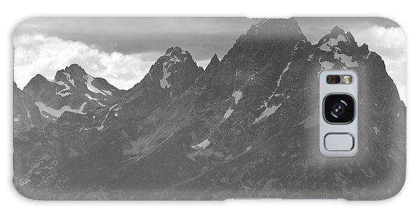 Teton Range Galaxy Case - Grand Teton National Park by Dustin K Ryan
