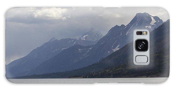 Teton Range Galaxy Case - Grand Tetons Jackson Wyoming by Dustin K Ryan
