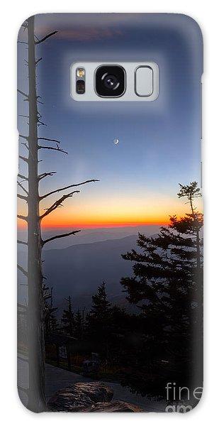 Mountain Sunset Galaxy S8 Case - Great Smokie Mountains Sunset by Dustin K Ryan