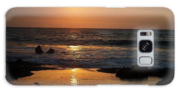 Kohala Sunset Galaxy Case
