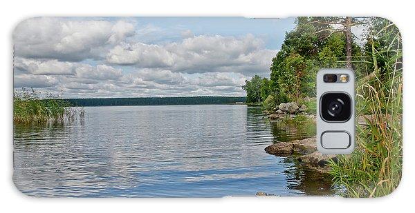 Lake Seliger Galaxy Case
