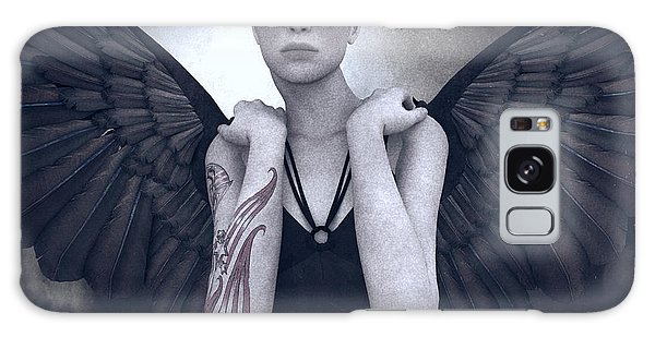 Libertine Angel Galaxy Case