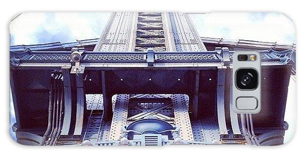 Architecture Galaxy Case - Manhattan Bridge by Randy Lemoine