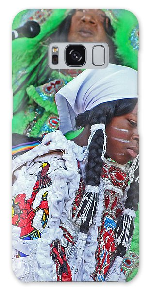 New Generation Of Mardi Gras Indians In New Orleans Galaxy Case
