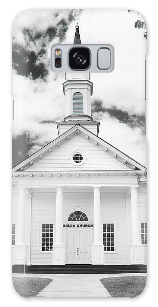 Old Koloa Church Galaxy Case