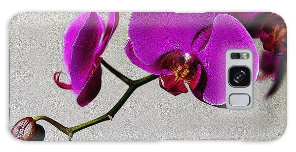 Orchid Galaxy Case
