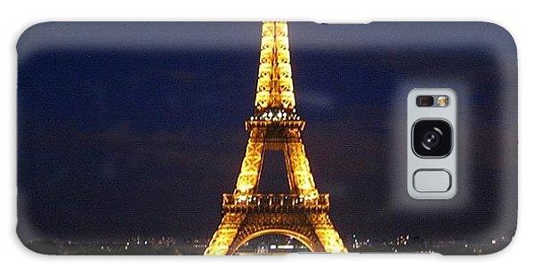 Light Galaxy Case - Paris By Night by Luisa Azzolini
