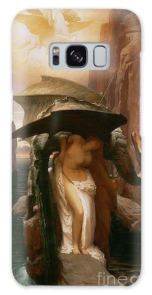 Pegasus Galaxy S8 Case - Perseus And Andromeda by Frederic Leighton