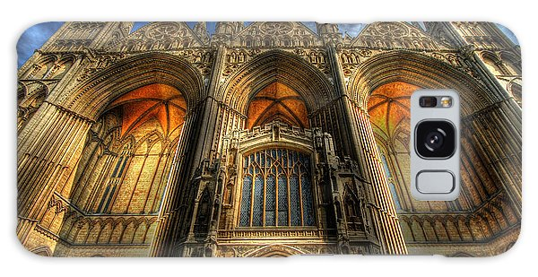 Peterborough Cathedral Galaxy Case