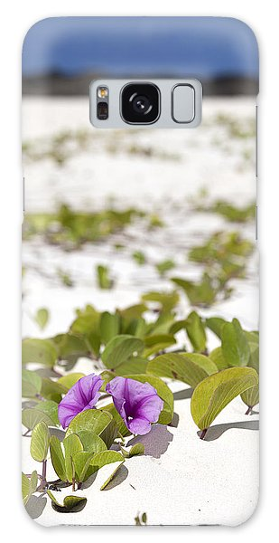 Railroad Vine Blossom Galaxy Case