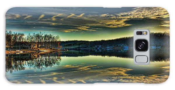 Reflection Galaxy Case by Rick Friedle