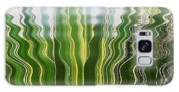 Reflets Galaxy Case by Sylvie Leandre