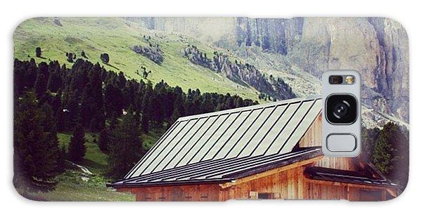 House Galaxy Case - Rosengarten - Dolomites by Luisa Azzolini