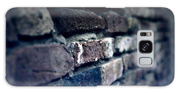 Stone Wall Galaxy Case - Stone Wall by Joana Kruse