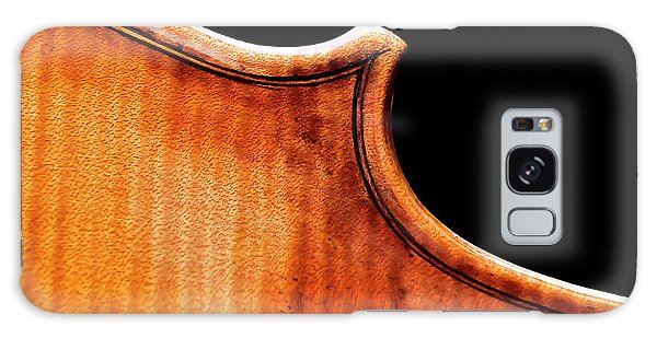 Stradivarius Back Corner Galaxy Case by Endre Balogh
