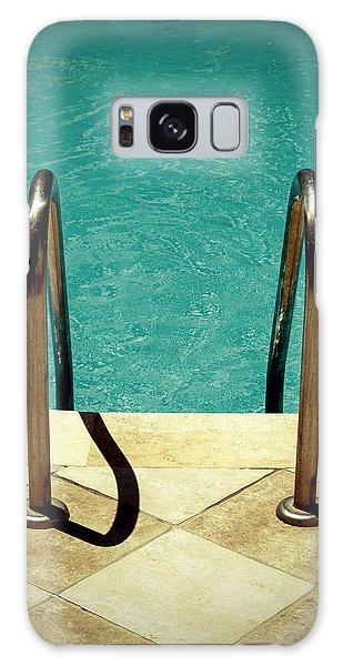Swimming Pool Galaxy Case