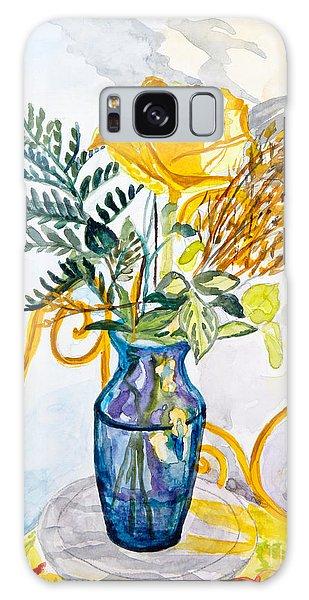 The Blue Vase Galaxy Case