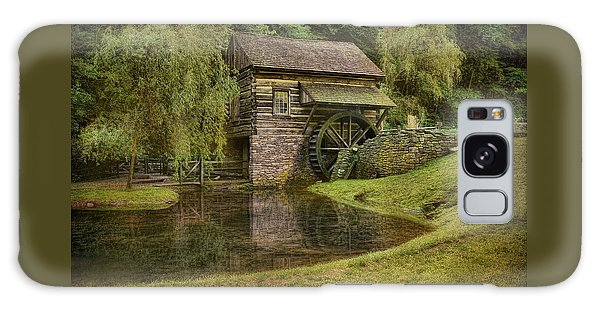 The Bromley Mill At Cuttalossa Farm Galaxy Case