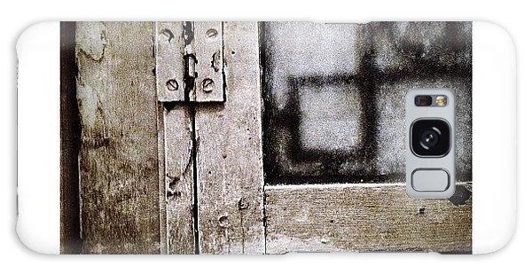 The Door Of Belcourt Galaxy Case