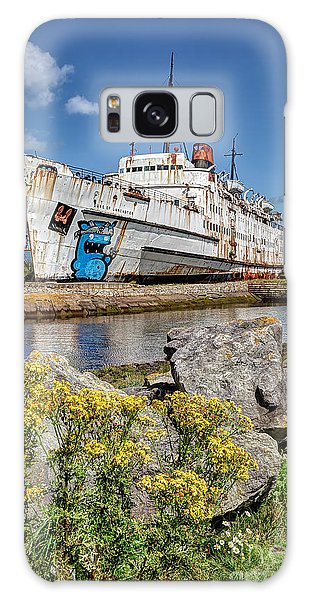 Swan Boats Galaxy Case - The Duke by Adrian Evans