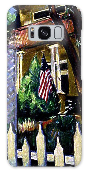 Online Shopping Cart Galaxy Case - The Grant House by Karen Francis