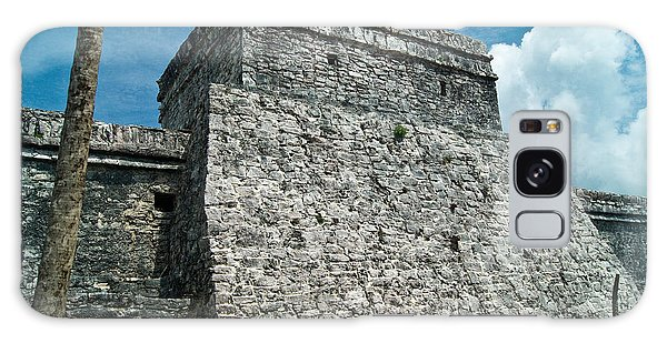 Tulum Ruins Galaxy Case