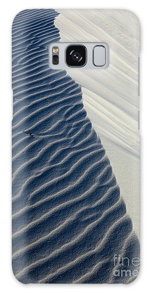 White Sands Galaxy Case by Keith Kapple