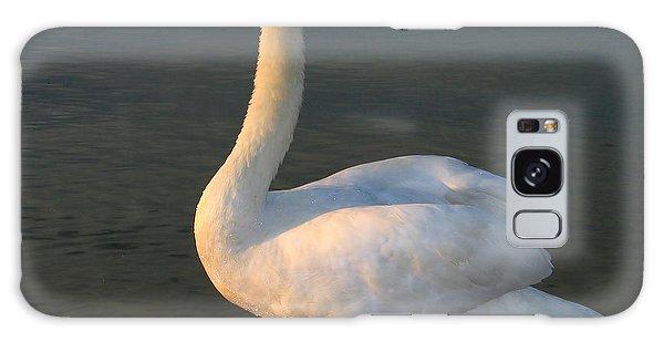 Swan Galaxy Case by Odon Czintos