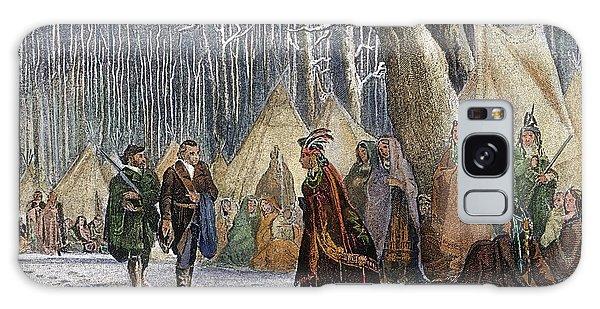 Royal Colony Galaxy Case - George Washington by Granger
