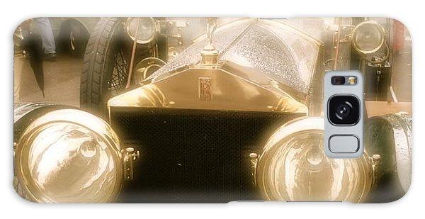 1920s Rolls Royce Detail Galaxy Case by John Colley